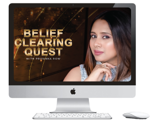 belief clearing quest - priyanka row, the mind coach