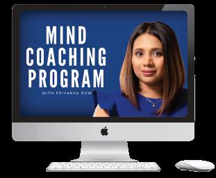 mind coaching program - priyanka row
