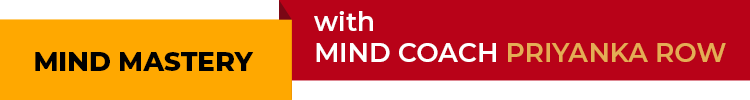 Master class live session with Priyanka row, the mind coach